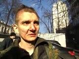 Нейтрализация боевиков возле ВР 18.02.2014